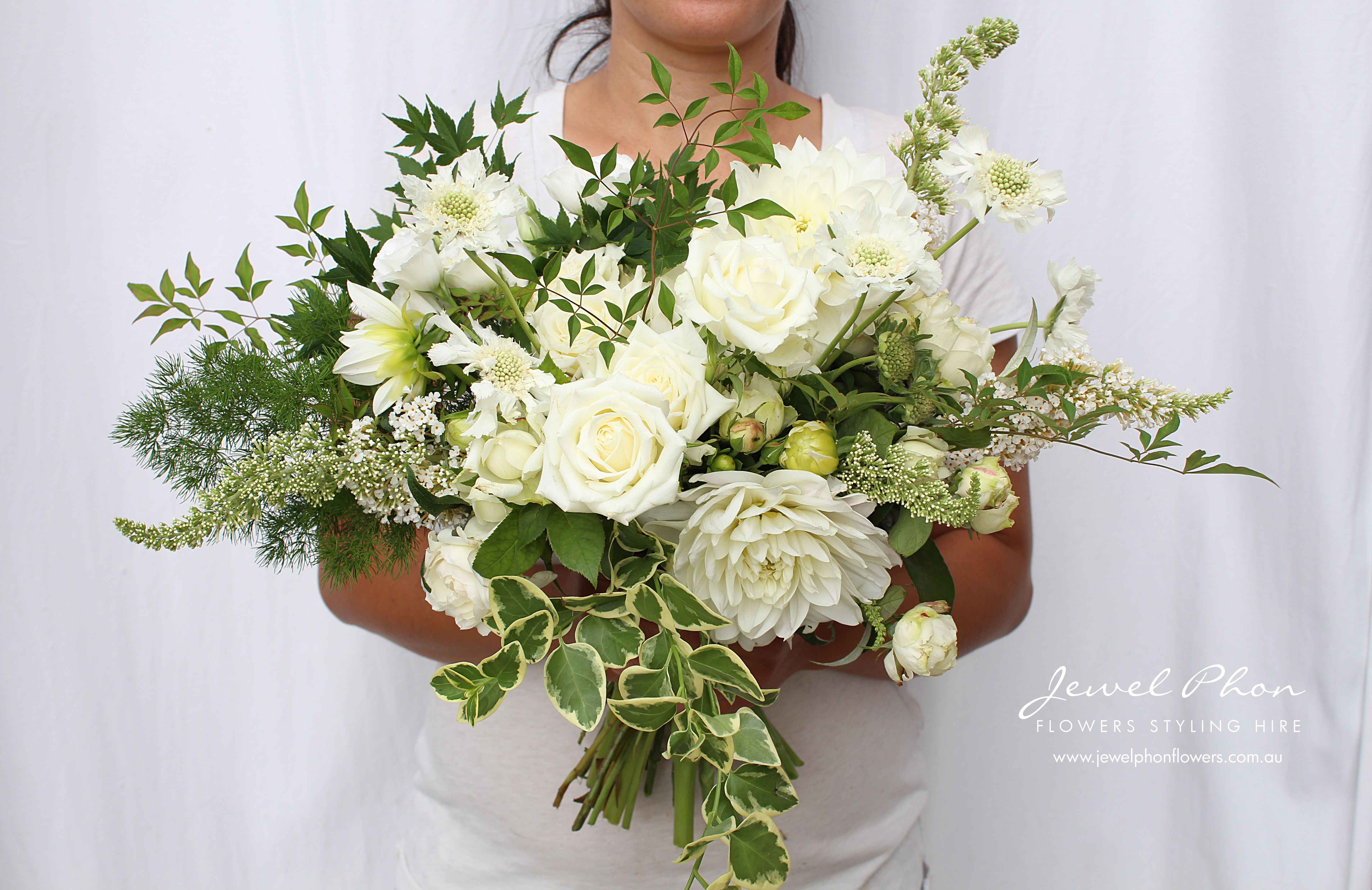 Nicola Brides Bouquet