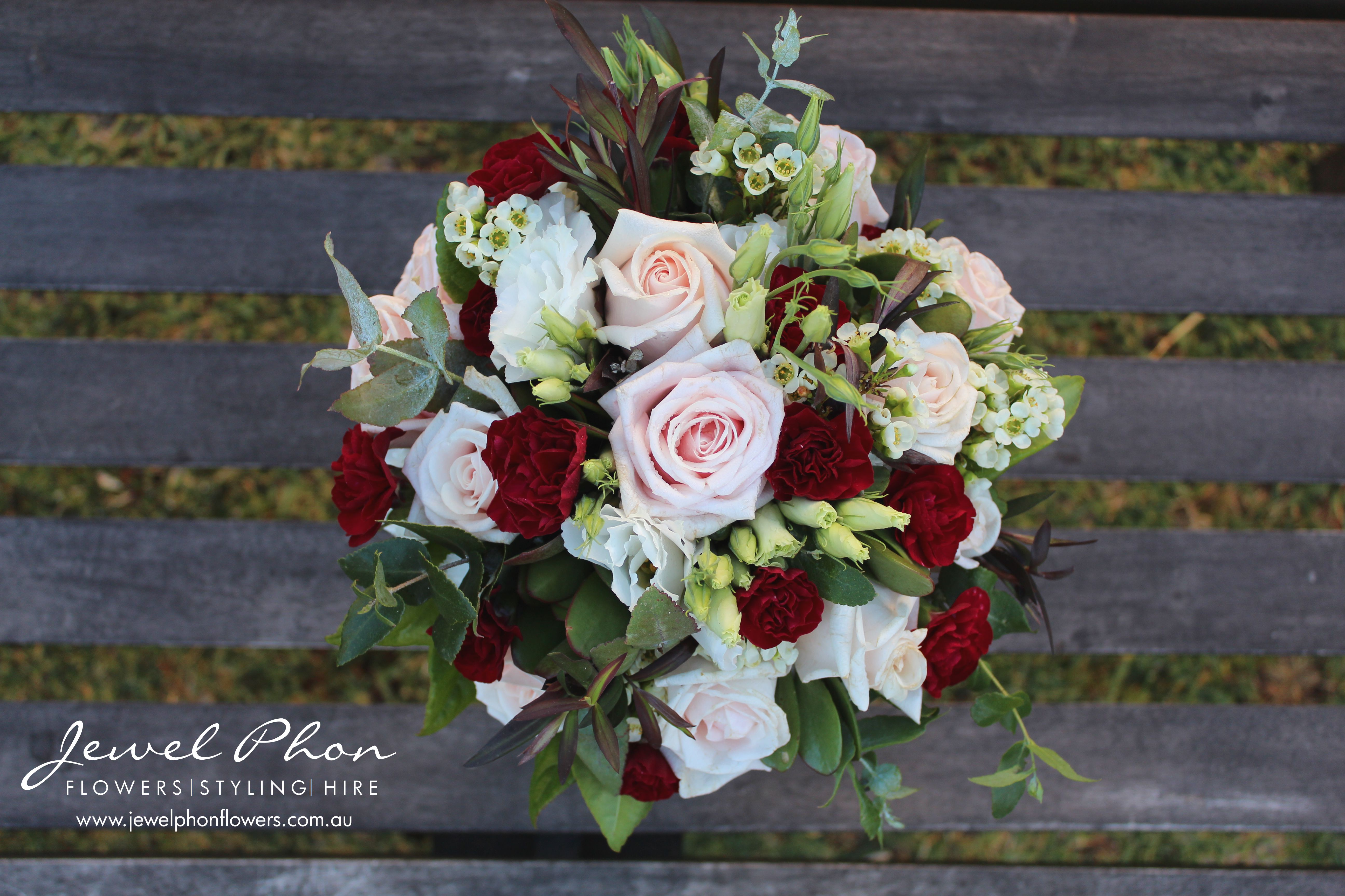 Elaine Bride Bouquet