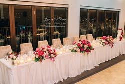 Jessica & Gokhan Bridal Table