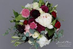 Kim & Jimmy Brides Bouquet