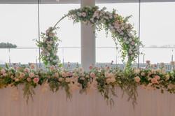 Xiang & Chris Bridal Table