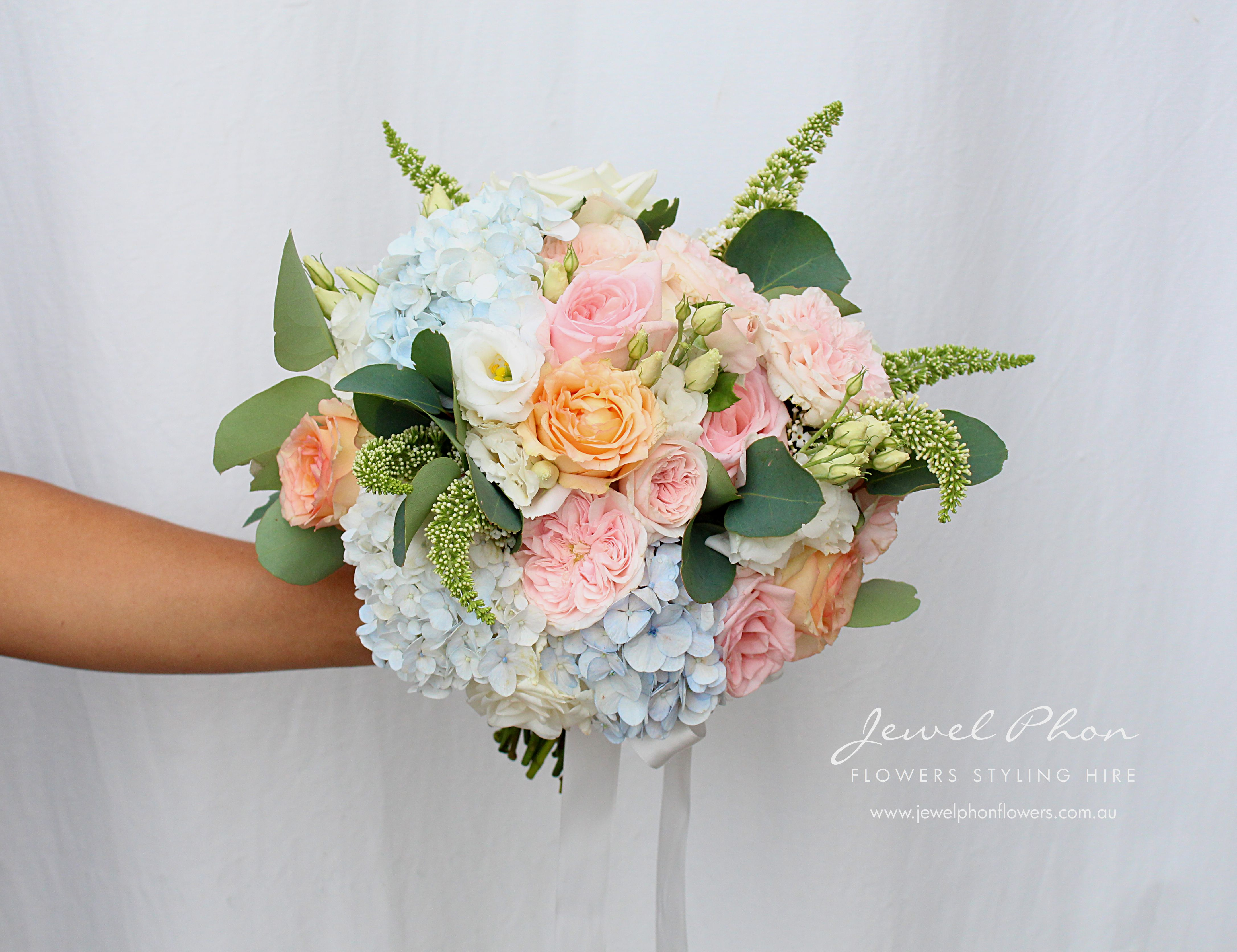 Rachel & Jarrod Bouquet