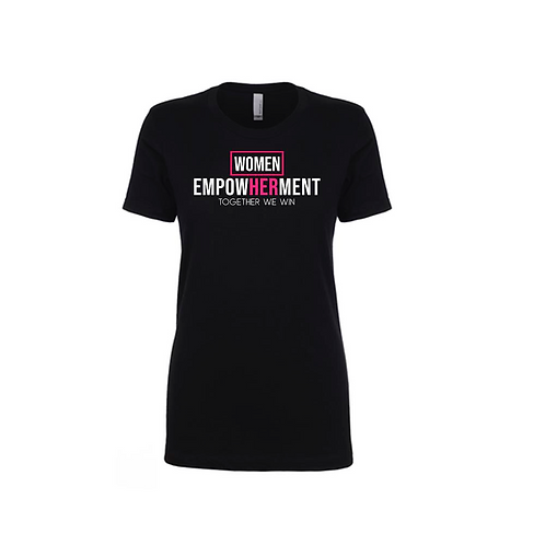 EmpowHERment Tee - Short Sleeve