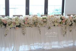 Elvie & Stephen Bridal Table