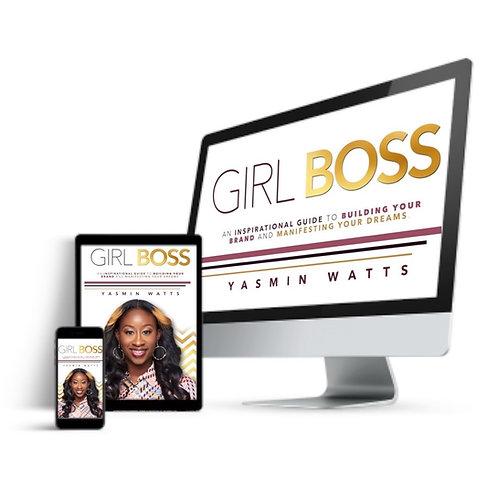 Girl Boss Signed Book