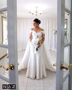 Cassandra & Tony Brides Bouquet