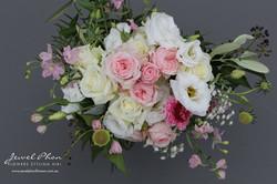 Rebecca & Michael Brides Bouquet