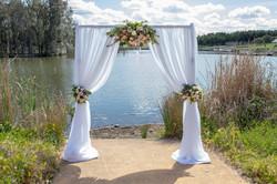 Marian & Brian Ceremony Arch (2)