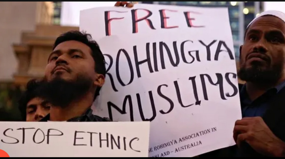 Rohingya migrant crisis: refugees in Australia voice frustration at lack of help – video