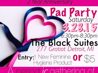 MSK 2nd Anniversary Pad Party!!!