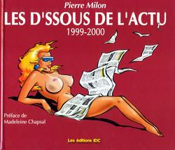 couv' Les dessous de l'actu 1999-2000