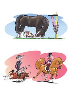 Illustration livre pour enfants Editions BELIN-