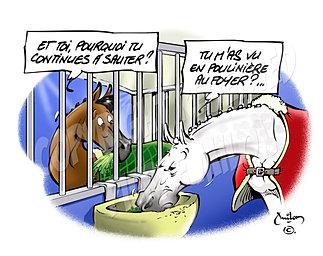 Pierremilon dessins chevaux - Chevaux dessins ...
