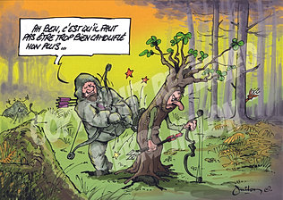 Pierremilon dessins chasse - Dessin de chasse ...