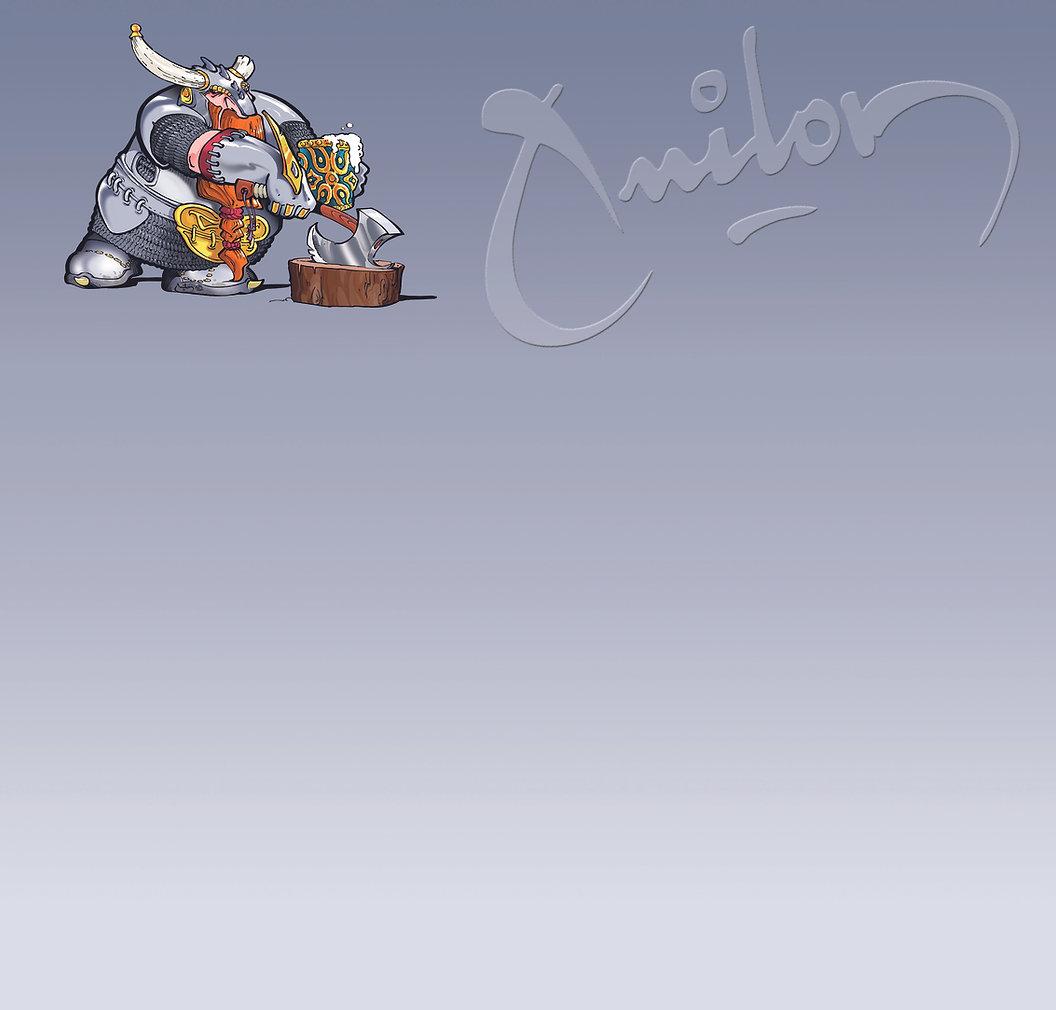 Pierre Milon Illustrateur dessinateur humoristique dessin humour BD strip chevaux chasse mascottes logo
