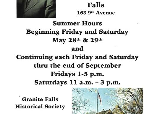 Volstead House Museum-Downtown Granite Falls