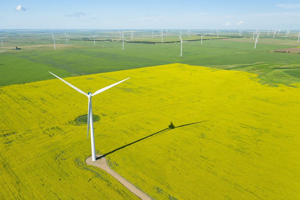 aerial-shot-wind-generator-large-field-d