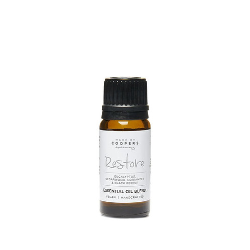 Made by Coopers Restore Essential Oil Blend