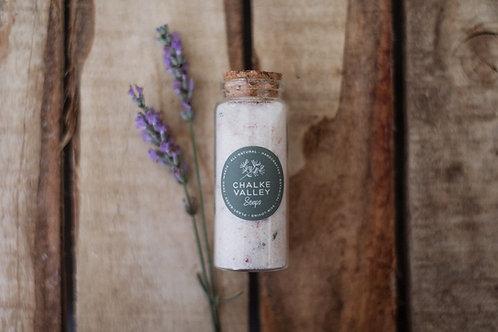 Chalke Valley Soaps - Relax - Botanical Bath Salts