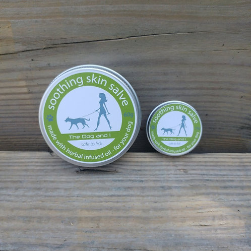 The Dog and I Soothing Skin Salve