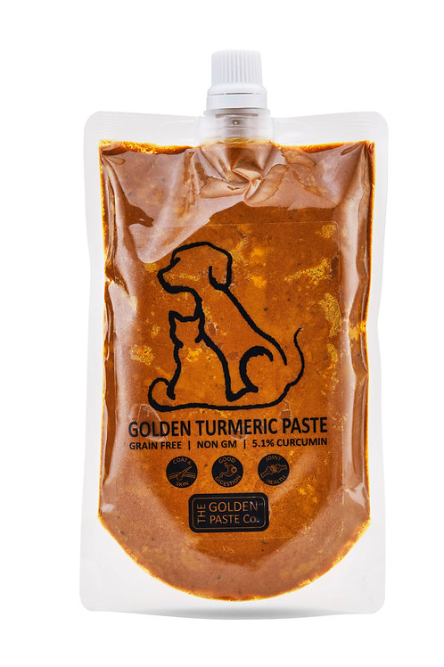 The Golden Paste Company - Golden Paste for Pets - 200g