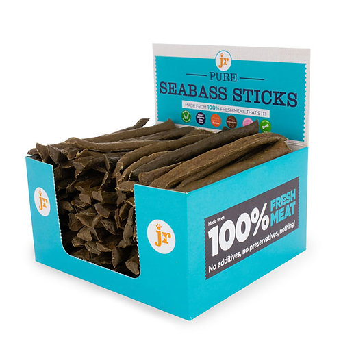 JR - Pure Seabass Sticks (Individual)