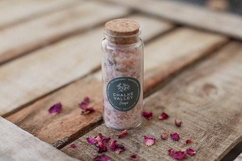 Chalke Valley Soaps - Glow - Botanical Bath Salts