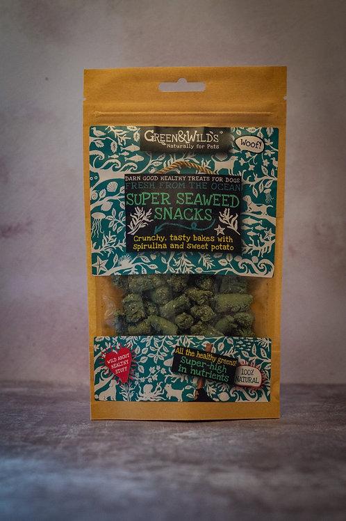 Green & Wilds Super Seaweed Snacks