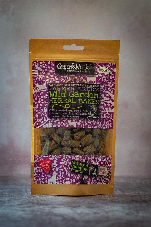 Green & Wilds Wild Garden Herbal Bakes