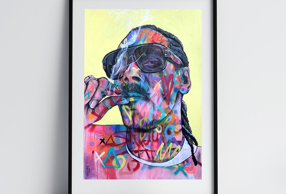 Snoop - Art Print