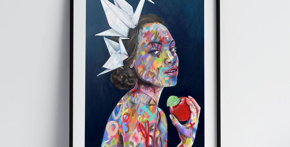 Temptations - Art Print by paink