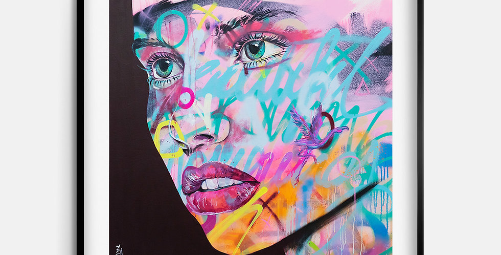 Effortless - Art Print