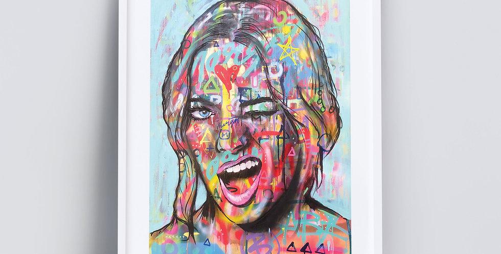 The Robbie - Art Print