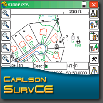 Carlson SurvCE Training Class