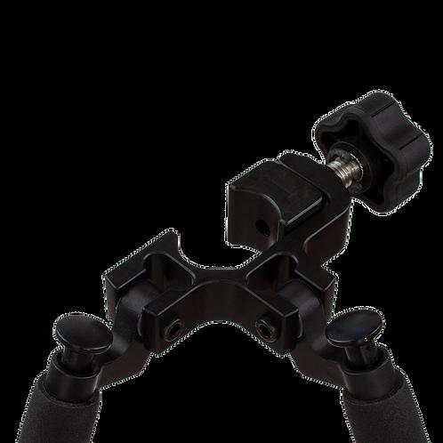 DH04CF-004-PS Carbon Fiber Bipod W/ Pole Saver