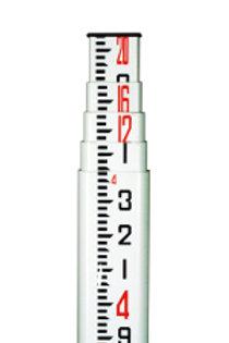 DH05-008-20FT Fiberglass Leveling Staff