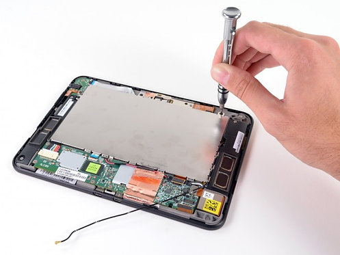 заказать ремонт планшета