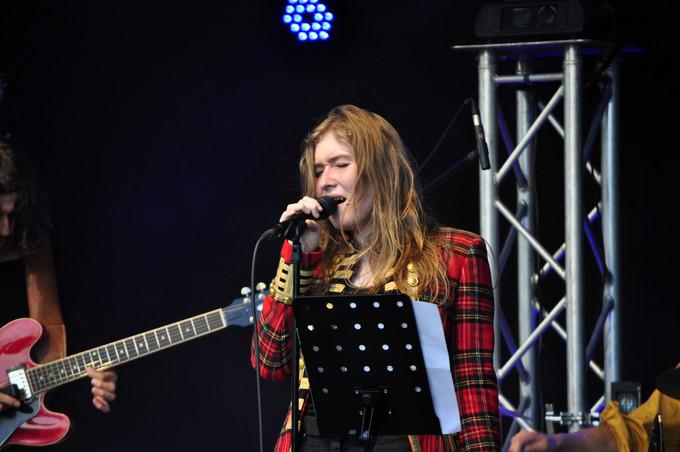 Concert à Clergoux