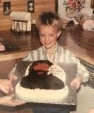 Brad Loving Cake