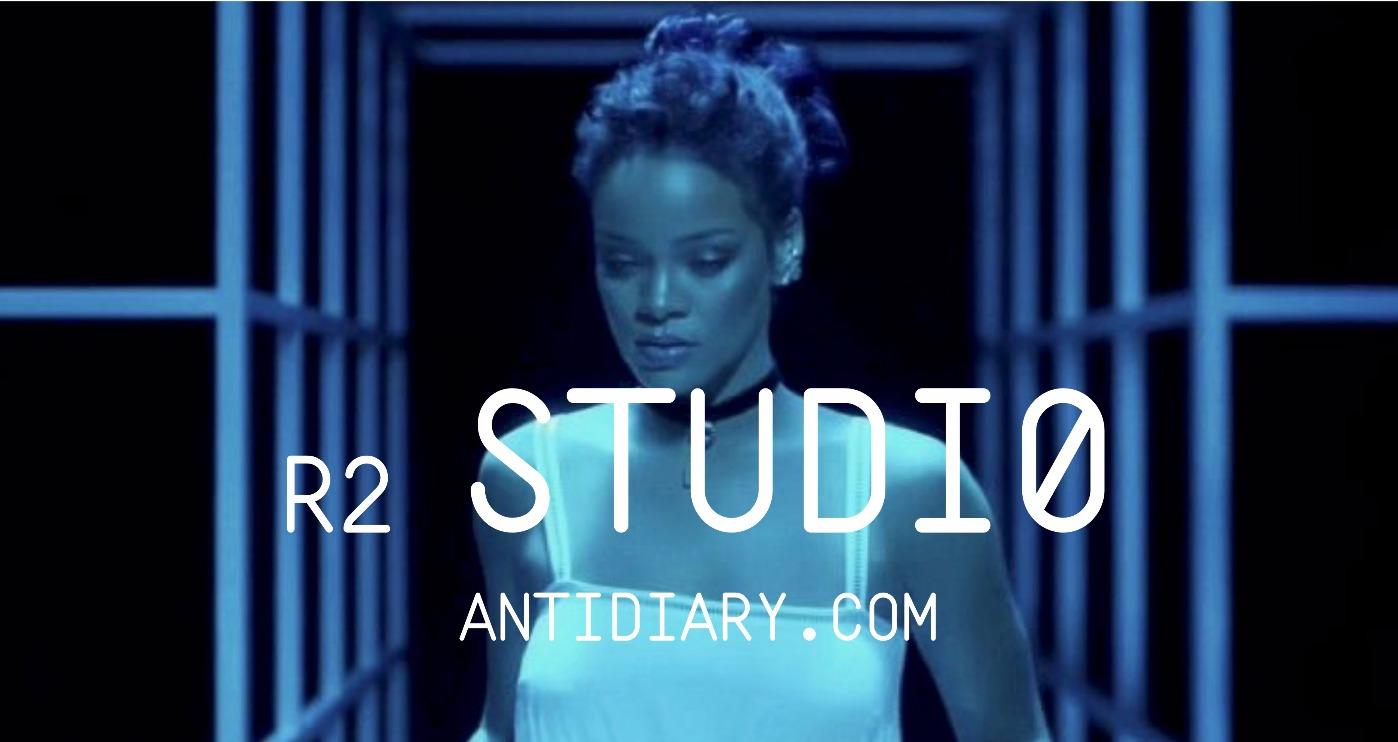 Rihanna's ANTI diaRy
