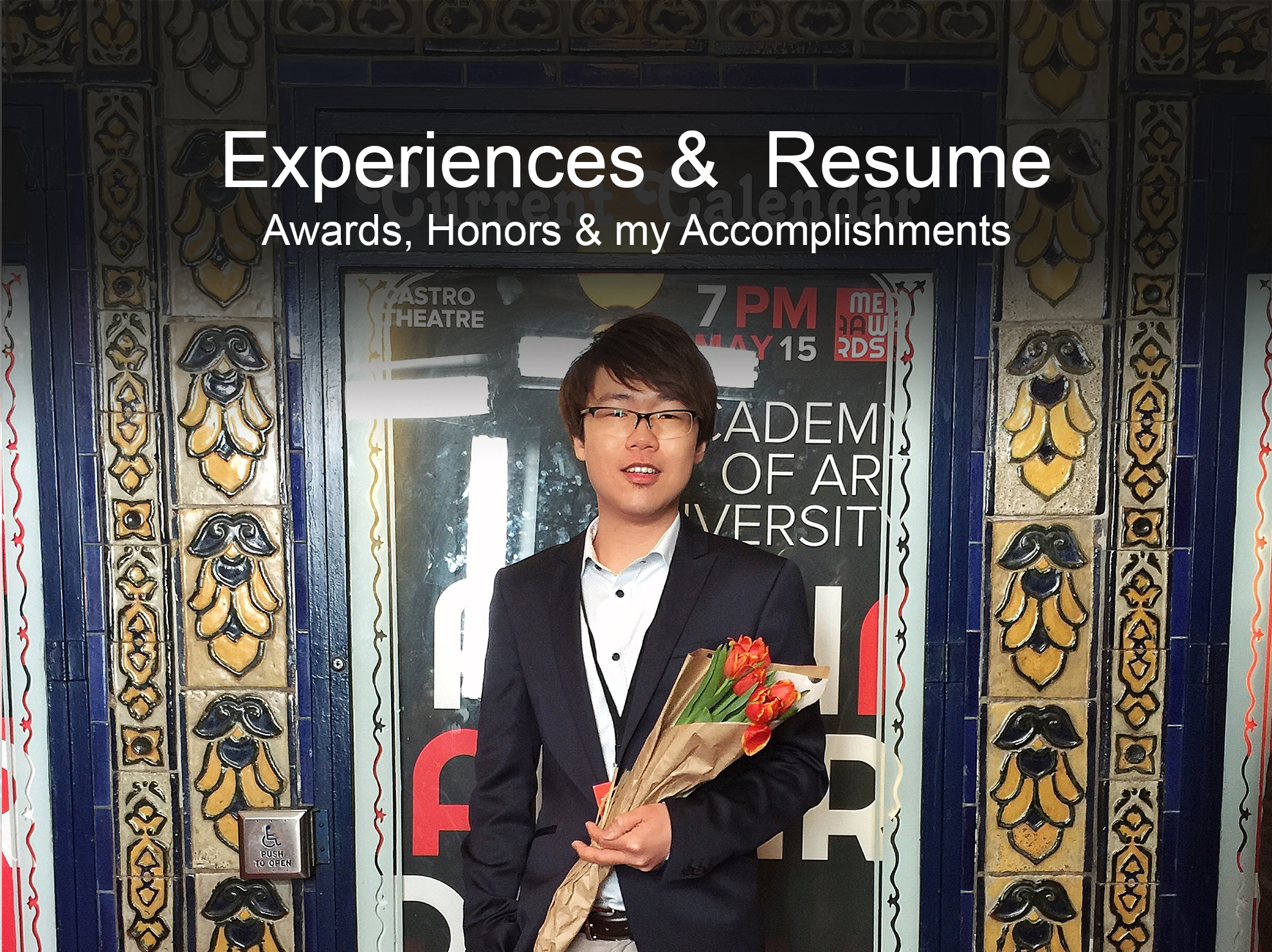 Experiences & Resume