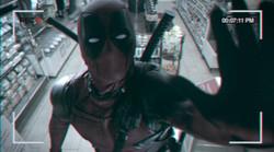Deadpool 2 takes 7Eleven