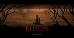 Skrillex's Red Lip