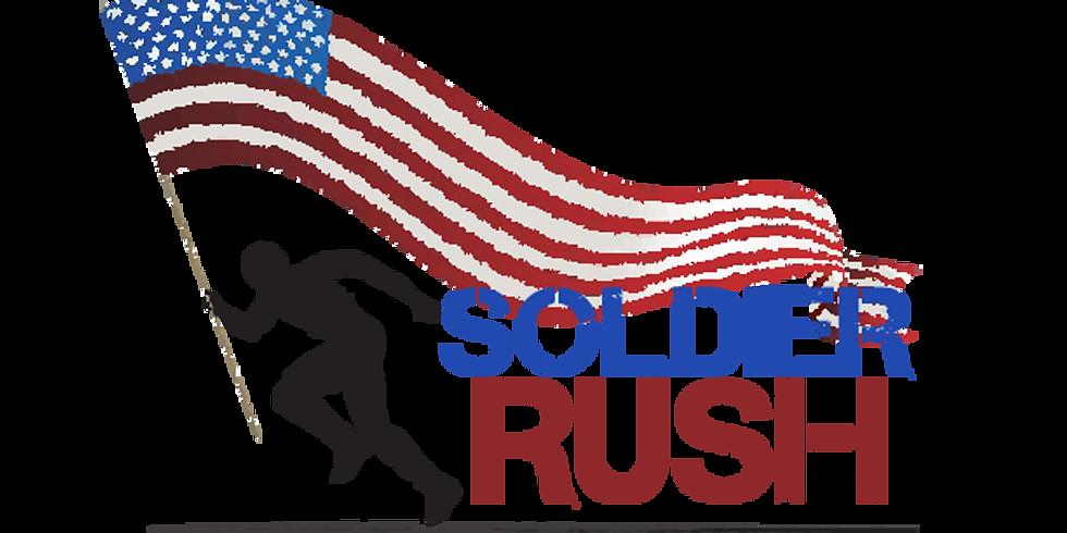 SOLDIER RUSH VIRTUAL RACE 2020