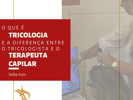 O que é Tricologia e a diferença entre o Tricologista e o Terapeuta Capilar