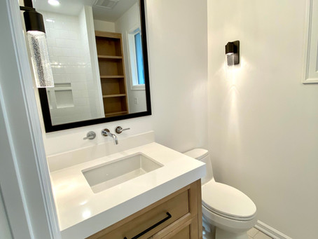 The Groovy Porthole Bathroom Project