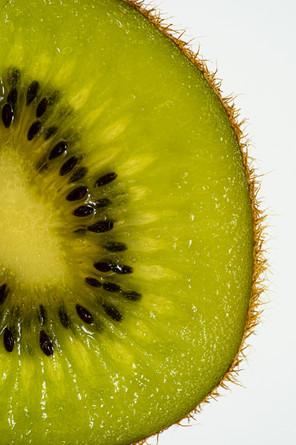Kiwi cortado