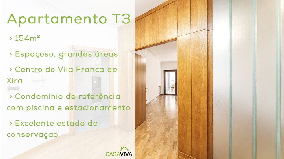 Vídeo Apartamento T3