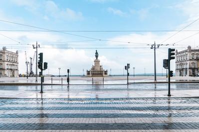 Lisboa em confinamento