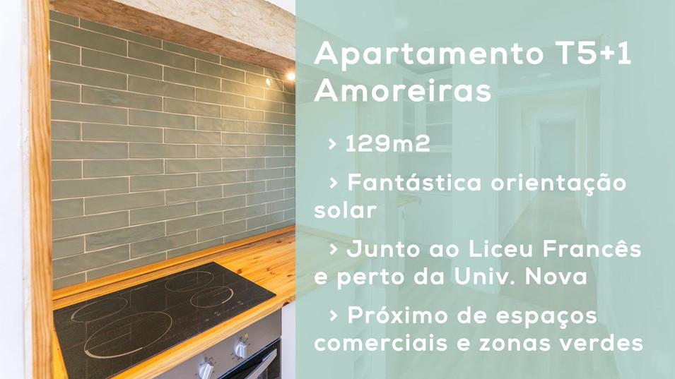 Vídeo Apartamento T5+1